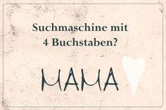 Suchmaschine Mama