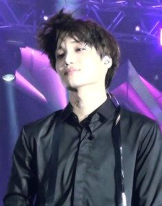 """ kisses from jongin(*^3^)#Kai #EXO #ICan't"