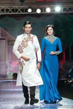Hoài Giang shop may bán và cho thuê áo dài nam cách tân. Liên hệ: 0985092008 (Giang). #aodainamcachtan
