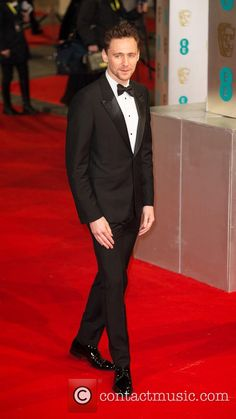 Tom Hiddleston at Royal Opera House, Covent Garden London United Kingdom, Sunday 8th February 2015