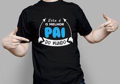Para o melhor pai do mundo! #zizimut #funnytshirts #tshirts #hoodies #sweatshirt #giftshops #personalizedgifts #personalizadas #porto #tshirtshop #dad #fathersday #father #pai #diadopai #gift #presente