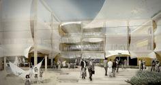 Segundo Lugar no concurso para o Pavilhão do Brasil – Expo Milão 2015 / ATRIA + TiarStudio