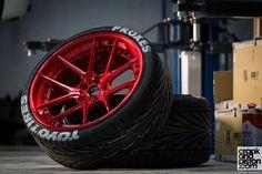 Liberty Walk Ferrari 458 ADV5.0 Track Spec SL Series de 20''