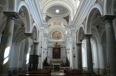 St. Martin's church, Erice.
