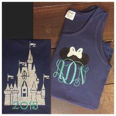 Pom team Disney shirt