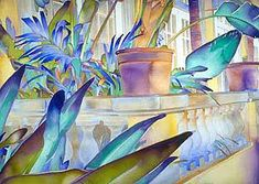 watercolor painting by carol carter