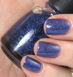 China Glaze Happy HoliGlaze Holiday Collection 2013 Review, Photos, Swatches