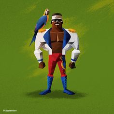 Koko B. Ware.  #WWE Superstar #Illustrations