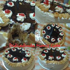 First Cheesecake request Hand Made by teteh. Cantik bukan cuma di foto tapi ASLI.  Sekalian Promo yang nyari Cake Rasa keceh Harga Ga kalah keceh Murah Meriah ini bisa dicoba.  Di jamin Rasa harga dan kualitas.  Base Cake : By request (example: Brownies Rainbow Lapis Surabaya dll) - Blueberry Cheesecake  Ukuran Kue : Diameter 24cm  Promo Harga 235.000 (Birthday Cake) Promo Harga 235.000 (Birthday Cake)  Untuk pemesanan bisa hubungi 0882 1426 5965 (Diah)  #cake #snack #kue #tart #birthdaycake…