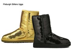 steelers-uggs-black-yellow-gold-bling