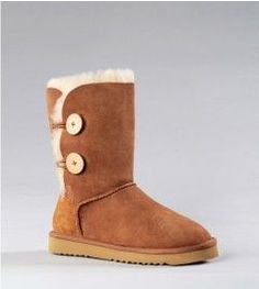 Ugg Angels Double Buttons Black Friday