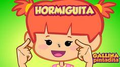 Gallina Pintadita 2 - Hormiguita (Español Latino) Canciones Infantiles