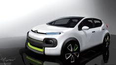 «Audace» la definisce sorridendo Alexandre Malval, direttore del design Citroën. Forse perché dopo quattordici anni di successi, e un capitale di simpatia legato in buona parte alla rotondità della coda, occorre coraggio per cambiare direzione. Ma non solo: raramente un prodotto generalista, negli ultimi tempi, è scivolato via dalle convenzioni con tanta decisione. «Volevamo costruire