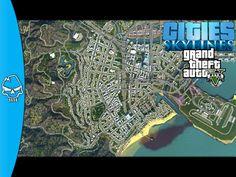 ▶ Cities: Skylines | GTA V Los Santos - YouTube