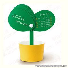 desk calendar design - Google Search