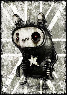 Punk Hedgehog • Shichigoro Shingo / Shichigoro Shingo