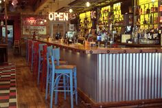 Bobbi Sue BBQ - West Palm Beach - Restaurant Design