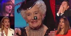 What This 80 Year Old Woman Did On Stage Blew Everyone Away. I'm Speechless!
