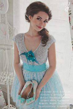 Эксклюзивное платье от l'avenir boutique