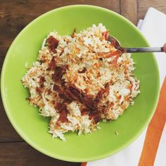 This creamy blue cheese and bacon coleslaw is a great side dish to serve with pulled pork, ribs, or just a plain old sandwich.