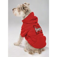 Nebraska Cornhuskers Dog Hoody Sweatshirt *** Click on the image for additional details. (This is an affiliate link and I receive a commission for the sales) #DogLovers