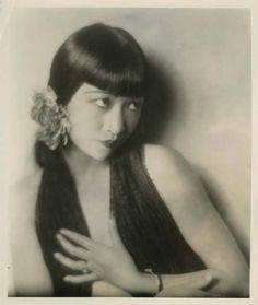 anna may wong nude