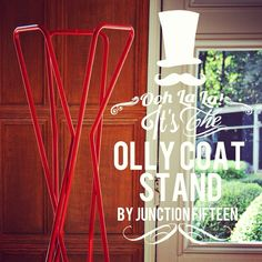 Olly Coat Stand by Junction Fifteen