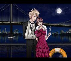 Manga Anime Eyeshield 21 Chapter 275 The Quarterback Of St Celebration Party On Board