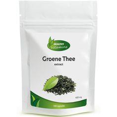 #Groene #Thee extract wordt vervaardigd uit de donkergroene bladeren van de camellia sinensis. Groene thee helpt de vetverbranding te verhogen. Groene thee extract bevat daarnaast veel polyfenolen. Polyfenolen zijn krachtige antioxidanten. Onze formule bevat vitamine C om het effect te versterken van de groene thee. Prijs per 100 capsules: €14,95