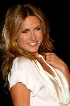 Vail Bloom  (ex heather Williams)   -  CBS' The Young & The Restless....she was my favorite Heather. None of the others held a candle