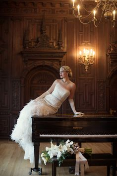 For the Love of Cake! by Garry & Ana Parzych: Art-Deco Wedding Cake: Great Gatsby Inspired Shoot