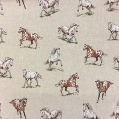Horse Linen Canvas Fabric Sew Over It Patterns, New Look Patterns, Simplicity Patterns, Fleece Fabric, Satin Fabric, Christmas Fabric Crafts, Tilly And The Buttons, Halloween Fabric, Fabric Gifts