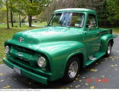 Ford Truck World - 1954 Ford Pick Up For Sale (