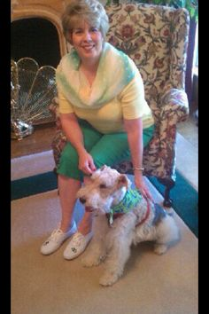 Congrats to Rita Bonds for being our #kicksoftheweek winner! Rita is joined by her dog Baxter and is from #dallas. She graduated from #baylor in '69 majoring in Elementary Education. #sicem Rita! #baylorbold #baylorproud