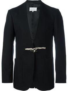Suit up or layer up with our collection of jackets for men at Farfetch. Find leather, padded and long-line jackets. Designer Jackets For Men, Pad Design, Sport Coat, Black Cotton, Leather Jacket, Mens Fashion, Stuff To Buy, Men's Clothing, Shopping