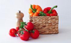 Free Помидоры, Паприка, Продовольственная, Овощи, Вкусно