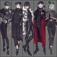 Manga Anime, Anime Art, Jojo Levesque, Jojo Anime, Jojo Memes, Jojo Bizarre, Bizarre Art, Jojo Bizzare Adventure, Character Illustration