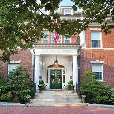 Vanderbilt Grace in Newport, Rhode Island