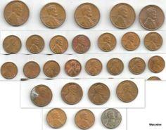 Coleccion de Pennys de Francisco - Nicolas Gardella