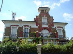 Villa Jacques.16, rue Charles Ollier Le Perreux sur Marne 94170. Architecte : G.Nachbaur et fils