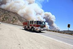 FEATURED POST   @local935 -  SBCoFD ME73 responding in for StructureDefense on the #BlueCutFire.  @brandonbarsugliphotography . CHECK OUT! http://ift.tt/2aftxS9 . Facebook- chiefmiller1 Snapchat- chief_miller Periscope -chief_miller Tumbr- chief-miller Twitter - chief_miller YouTube- chief miller  Use #chiefmiller in your post! .  #fire  #firetruck #firedepartment #fireman #firefighters #ems #kcco  #brotherhood #firefighting #paramedic #firehouse #rescue #firedept  #feuerwehr #crossfit…