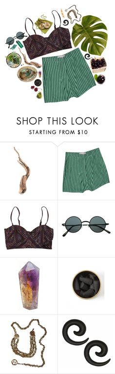 """""""poca cosa"""" by desertrat ❤ liked on Polyvore featuring Marni, Billabong, Blackbird and Chanel"""