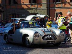 Mille Miglia 2016 by friccucci
