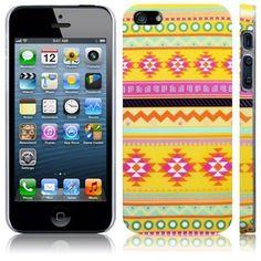 #iphone5 #aztec #pattern #bright #colours #apple #love