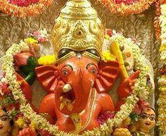 Shree SiddhiVinayak Most Loved N Revered God Of Mumbai Carma