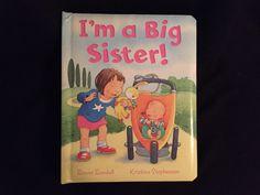Im a Big Sister Board book