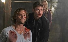 Sam and Dean Winchester have a tricky relationship with their parents. The boys lost their mom as youngsters, which threw their revenge-hungry father into the world of hunting. And by default, that meant Sam and Dean were thrown into the world of hunting, too. Cut to 11 seasons later, and not only have they lost both of their parents, but they've also met the younger version of their mom and dad, and most recently, reunited with their mother. Did we mention she's back from the dead? Yeah, we…