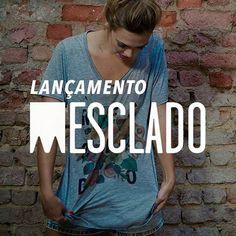 Lançamento na Fridom!  Agora você pode encontrar as roupas da Mesclado, marca do Rio de Janeiro, em nosso site. Tem modelos femininos e masculinos para você que é amante das tendências urbana. #mesclado #riodejaneiro #rj #fridom