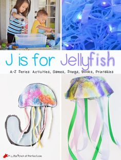 16 Best Jellyfish Theme Images Day Care Jellyfish Preschool