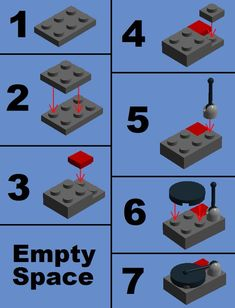 LEGO Digital Designer by SonicTheDashie on DeviantArt - Lego creations - Lego Super Mario, Lego Duplo, Lego Moc, Lego Modular, Lego Design, Legos, Easy Lego Creations, Instructions Lego, Lego Furniture